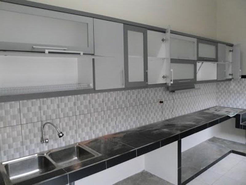 Kitchen Set Stainless Steel Pembuatan Canopy Pagar Rumah Stainless