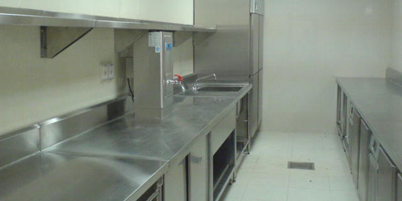 Stainless Steel Kitchen Equipment